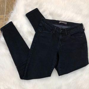 Levis Legging Jeans Black Tab Indigo, Size 4 (27)
